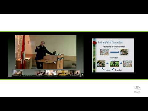 Le transfert de connaissances et de technologies de nature publique en agriculture