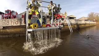 Realistische duikoefening SSE gefilmd door de ogen van brandweerduikers IJsselland