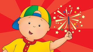 How to Paint Caillou - Drawing and Painting Caillou [Draw with Buse]