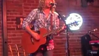 "Casey James ""If You Could Only See"" (cover) at Kodiak Jack"