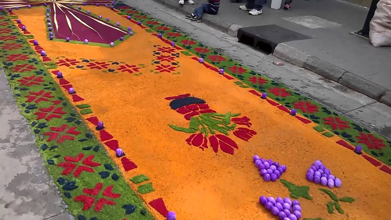 alfombra de aserr n m s grande del mundo sawdust carpet