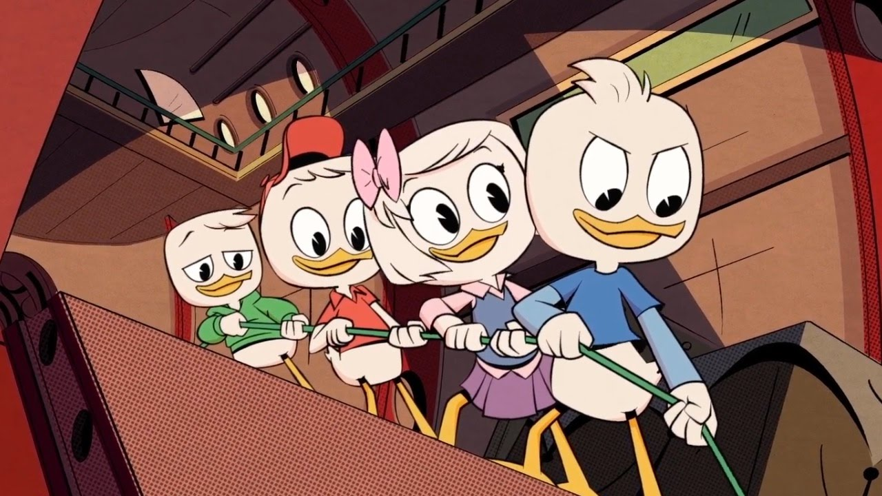 ducktales official first look 2017 disney xd duck tales youtube