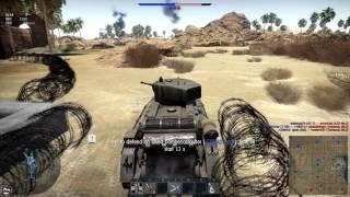 War Thunder: BT-5 mod. 1933 killstreak(9 kills)
