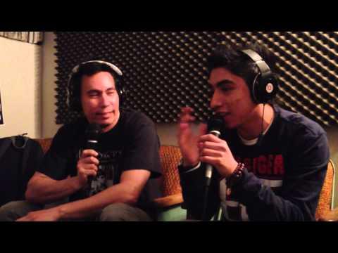 mc suleck interview en Radio rock sin banderas, parte 1