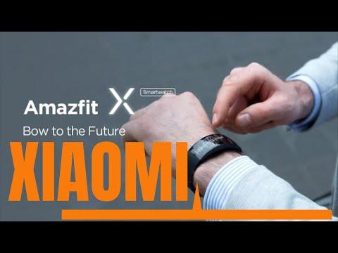 🔥Xiaomi Amazfit X скоро в продаже