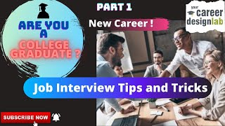 How to find your dream career as a recent college graduate I Career Advice Part # 1