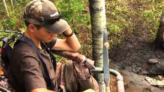 The Traditional Way (Recurve Black Bear) - Outdoor Lens Unlimited