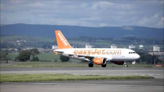 Glasgow Airport Planespotting