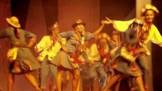G. de Dança CAETÉS(cg) em: XAXADO DA PARAÍBA