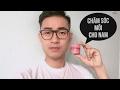 Men's Beauty Tips - Chăm sóc đôi môi khô ráp và xạm màu cho nam
