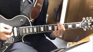 LUNKHEADの中でも特にギターがおいしい曲「闇を暴け」 耳コピなので間違...