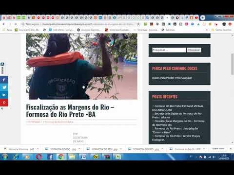 Artigos e Notícias de Formosa do Rio Preto -Bahia