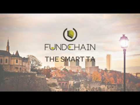 Fundchain I Smart Transfer Agent demo
