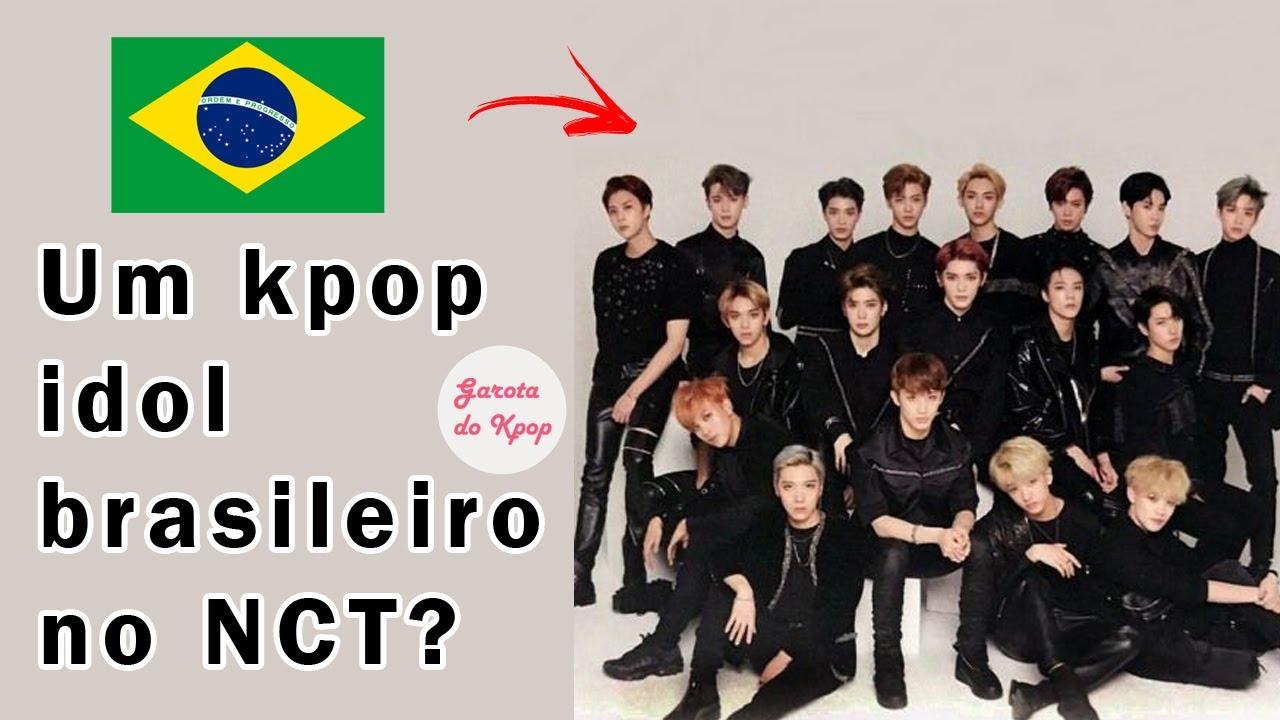 UM KPOP IDOL BRASILEIRO NO NCT?