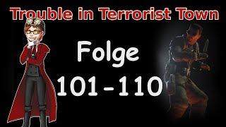 Trouble in Terrorist Town (Folge 101 -110) - Best of Dhalucard