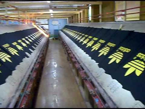 my work in seoul korea textile printing