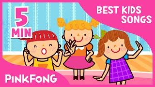 Songs For Little Babies | Best Kids Songs | PINKFONG Songs For Children