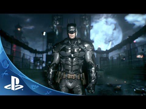 Batman: Arkham Knight - Official Launch Trailer   PS4