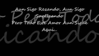 Sin Tu Amor - Nigga letra