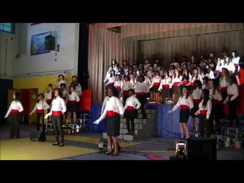 ( HD ) Wanna Be Startin' Somethin' Phillips Preparatory Middle School Chorus Spring Show