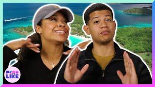 Perks Of Being Caribbean