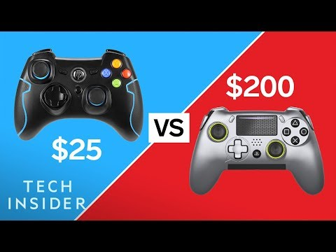 Is The $200 Scuf Vantage Better Than The $25 EasySMX Controller?