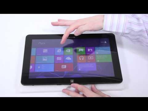 Видео обзор планшета Samsung ATIV Smart PC XE700T (XE700T1C)