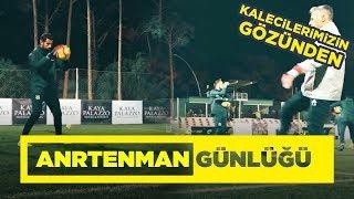 Fenerbahçe Kaleci Antrenmanı   Antalya Kampı