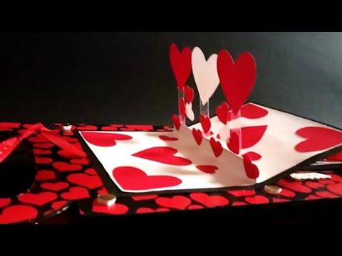 Valentine's Day Diy | XOXO Album Tutorial part 2 | Deep Panesar