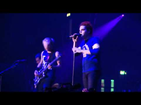 My Chemical Romance - Sing, Wembley Arena
