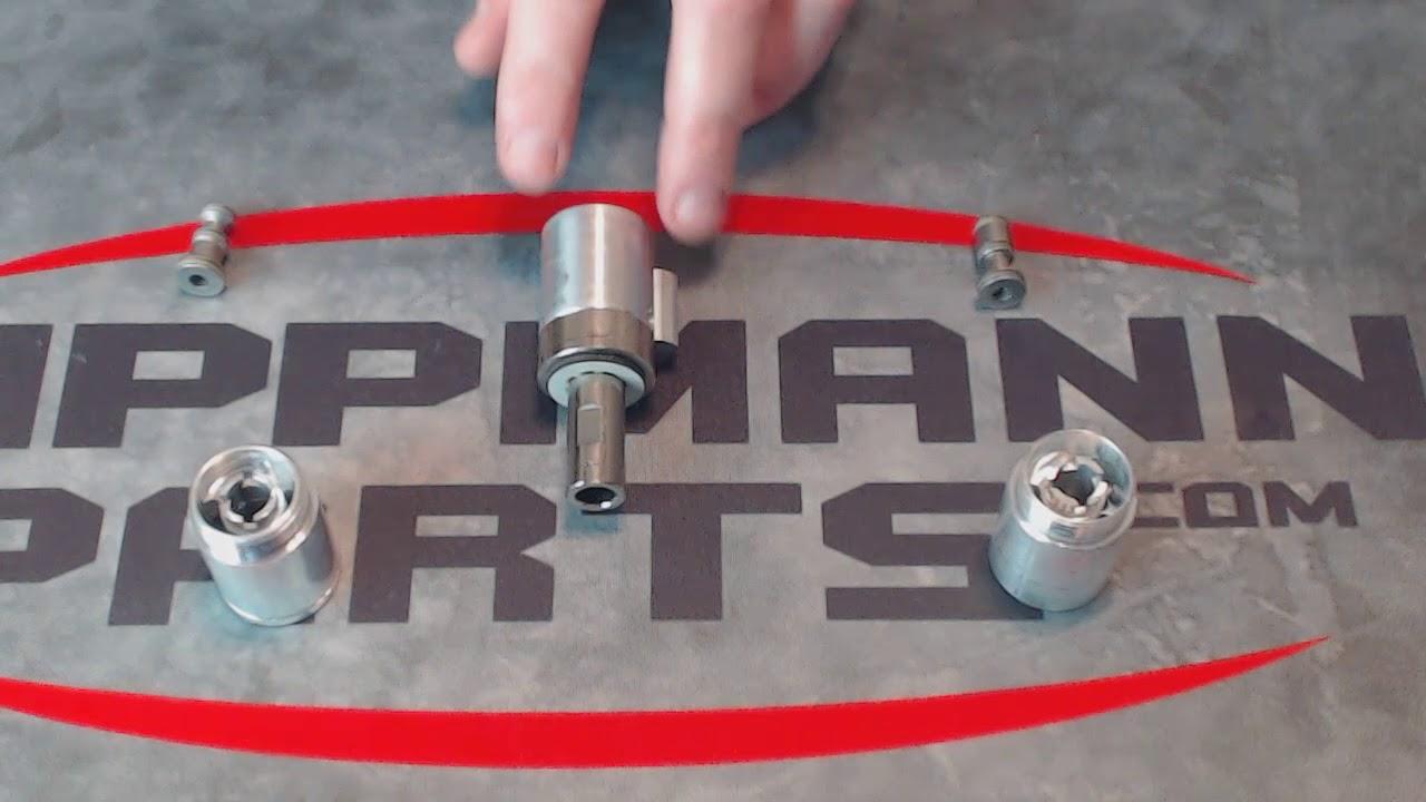 Tippmann TiPX valve vs  TCR valve