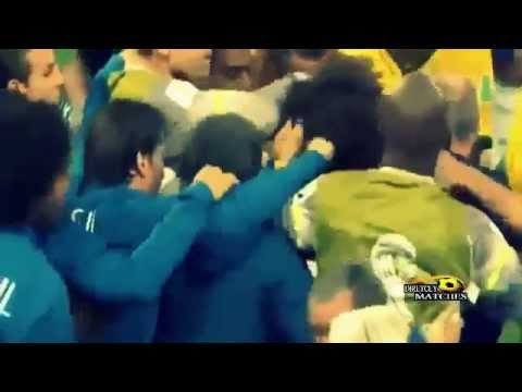 Brazil vs Croatia 3-1  World Cup 2014 ~ All Goals