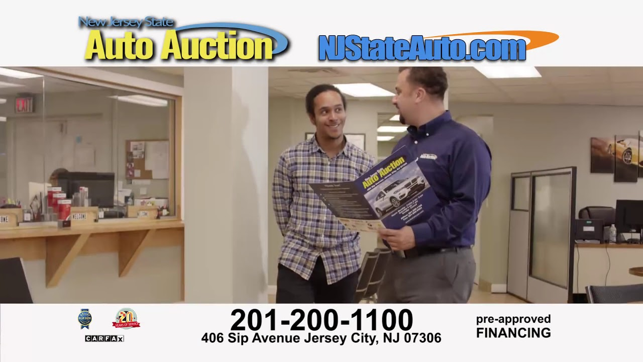 Used Car Dealer In Jersey City Nj State Auto Auction Youtube