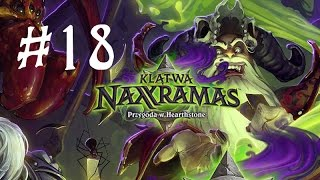 Hearthstone: Heroes of Warcraft #025 - Klątwa Naxxramas #18 (Leże Żmija Mrozu) Szafiron