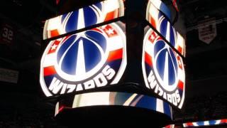 5/7/2017 Celtics vs Wizards - Round 2, Game 4 - Wizards Intro
