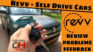 Revv Self Drive Car - Review, Problems, Feedback, Personal Experience || Driving Hub