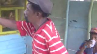Funny crazy Jamaican fight gets  ugly fast