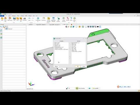 CADbro Export 3D File, Save As IGES, STEP, PDF, HTML, DWG, DXF, Image File Formats- 3D CAD Viewer