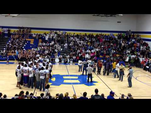 Chapel Hill Community Pep Rally (Part 2)