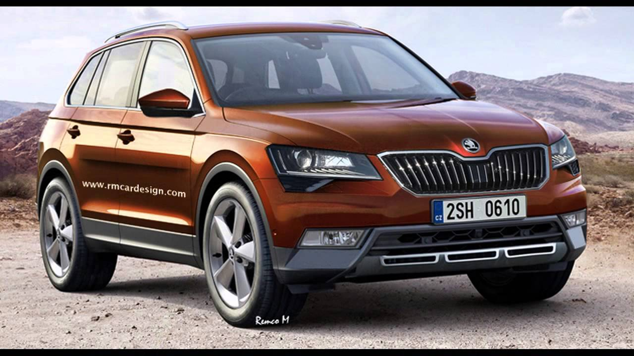 2016 skoda snowman suv news youtube. Black Bedroom Furniture Sets. Home Design Ideas