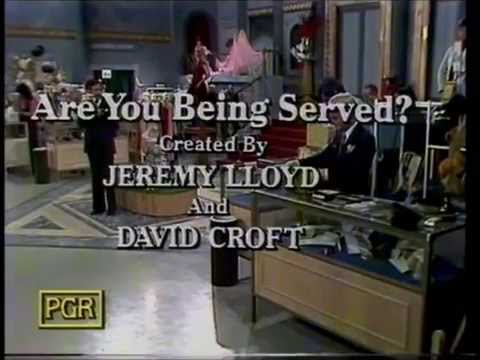 Are You Being Served? Australian Version 1980  Titles