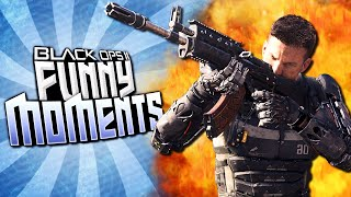 Black Ops 2 Funny Moments - Gone The Screamer, Explicit Theory, The Undertaker