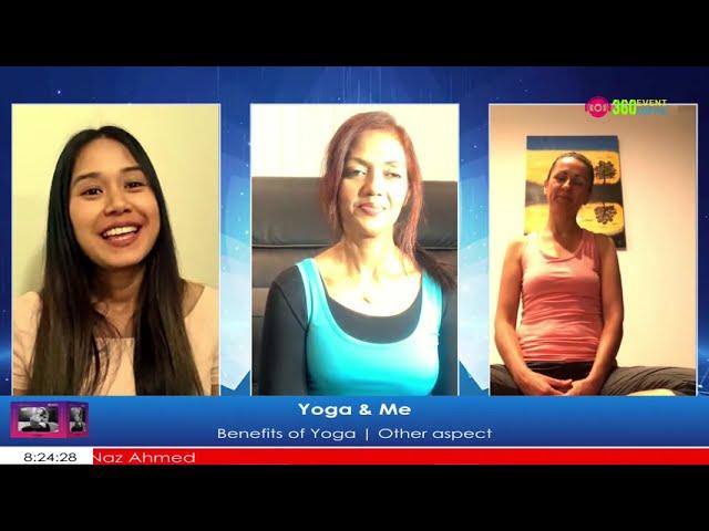 Yoga & Me - Benefit