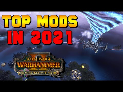 Top 10 GREAT Mods in 2021 for Total War: Warhammer 2 |