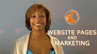 Salon Marketing Tips - Website Pages and Marketing