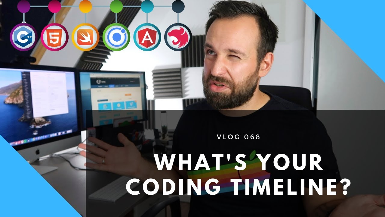 What's your Coding Timeline? 👨💻