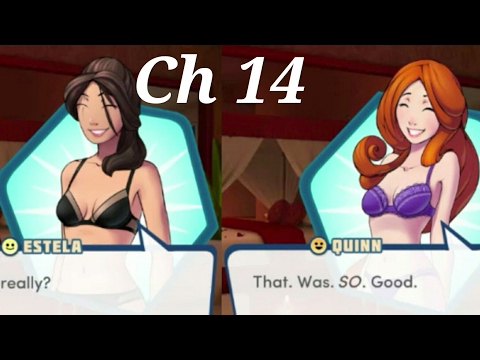 Choices:- Endless Summer Book 1 Chapter #14 (Diamonds used) QUINN +ESTELA