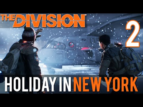 [2] Holiday in New York (Let's Play The Division w/ GaLm)