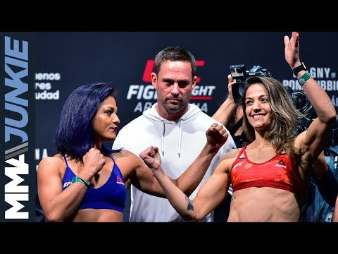UFC Fight Night 140: Main Card Faceoffs