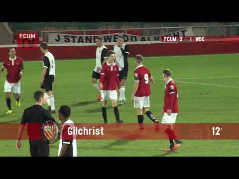 FCUM vs West Didsbury & Chorlton - 07/02/2017 - Highlights